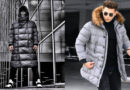 How to wear a men's down jacket