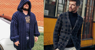 How to wear a cardigan (and not look like your grandfather)