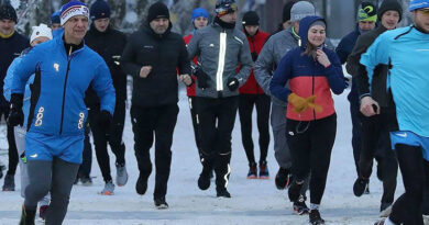 How to run in winter: answers to the most important questions