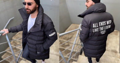 Men's outerwear: how to stay stylish even in cold weather
