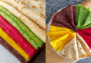 How to make colorful pancakes: 7 recipes
