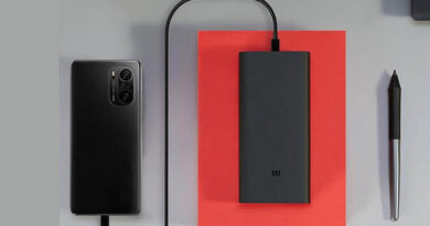 Xiaomi Mi HyperSonic Power Bank portable battery introduced